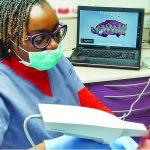 Dr Irene Amrore - Trios Dental Scanner