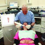 Dr Lennie Bernstein - Trios Dental Scanner