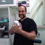 Dr Shajee Ali - Trios Dental Scanner